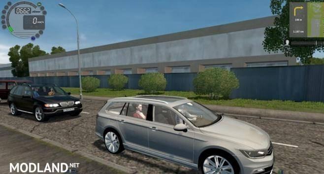 Volkswagen Passat Wagon R-Line [1.5.8]